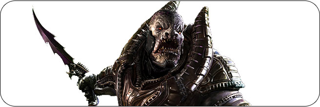 General RAAM Killer Instinct artwork