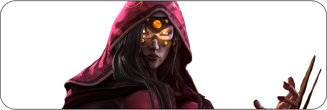 Sadira Killer Instinct artwork