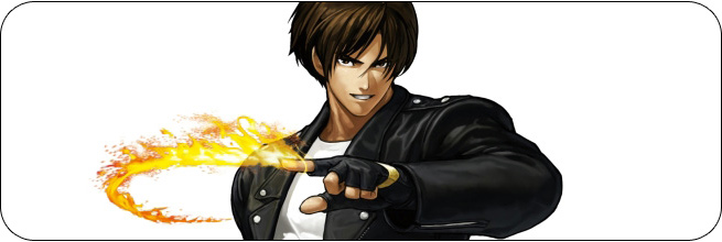 Kyo King of Fighters 13 Moves, Combos, Strategy Guide