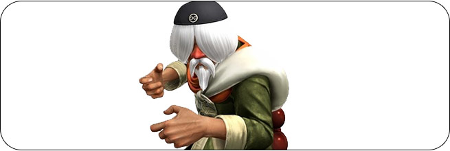 Chin King of Fighters 14 artwork