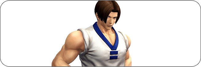 Kim King of Fighters 14 artwork