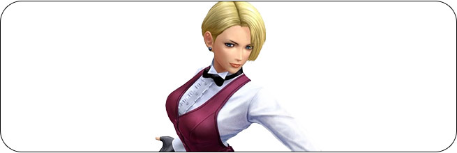 King King of Fighters 14 artwork