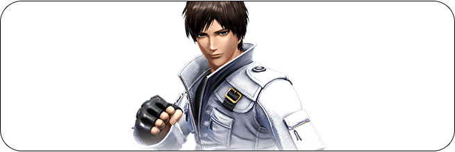 Kyo King of Fighters 14 artwork
