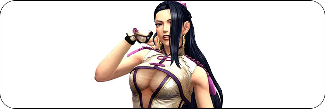 Luong King of Fighters 14 artwork