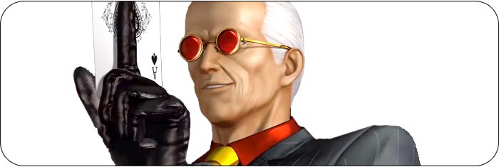 Oswald King of Fighters 14 artwork