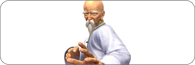 Tung Fu Rue King of Fighters 14 artwork