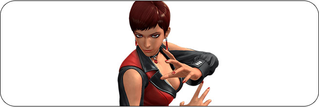 Vice King of Fighters 14 artwork