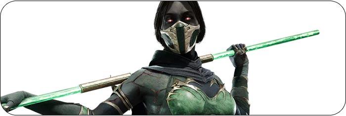 Jade Mortal Kombat 11 artwork