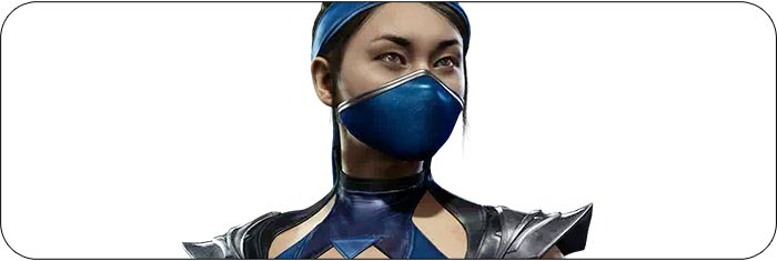 Kitana Mortal Kombat 11 artwork