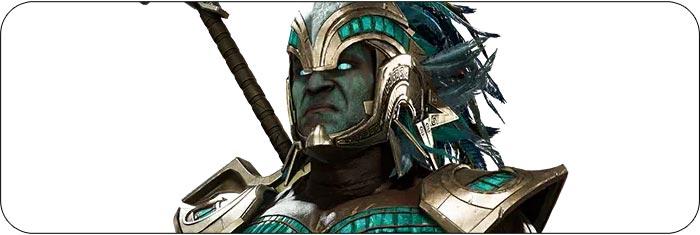 Kotal Kahn Mortal Kombat 11 moves, tips and combos