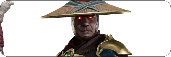 Raiden Mortal Kombat 11 artwork