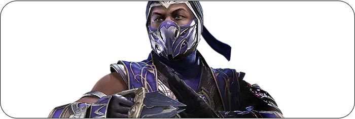 Rain Mortal Kombat 11: Aftermath artwork