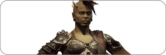 Sheeva Mortal Kombat 11: Aftermath artwork