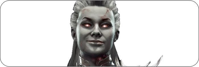 Sindel Mortal Kombat 11: Aftermath artwork