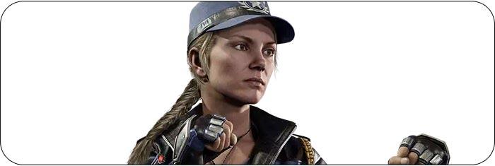 Sonya Mortal Kombat 11 artwork