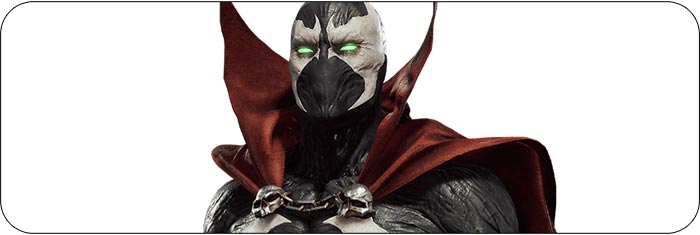 Spawn Mortal Kombat 11 artwork