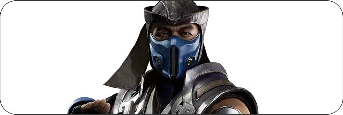 Sub-Zero Mortal Kombat 11 artwork