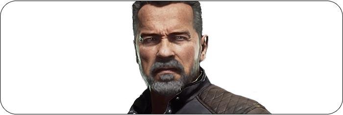 Terminator Mortal Kombat 11 artwork