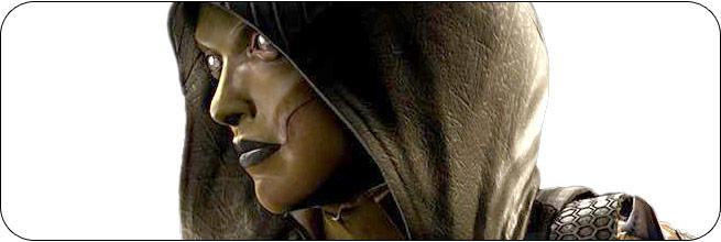 D'Vorah Mortal Kombat XL artwork
