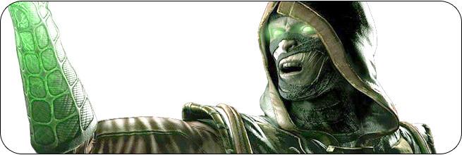 Ermac Mortal Kombat XL artwork