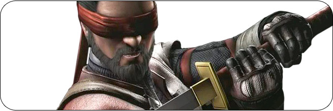 Kenshi Mortal Kombat XL artwork