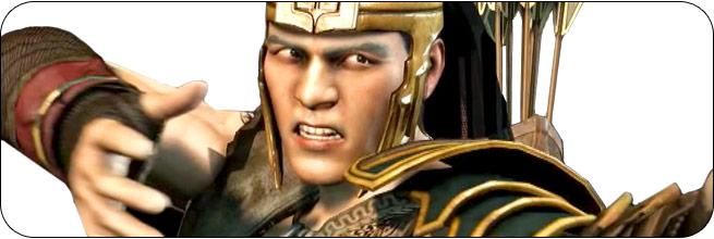 Kung Jin Mortal Kombat XL artwork