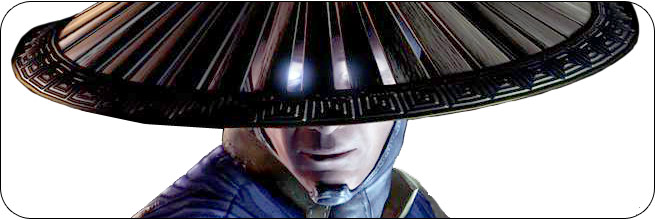 Raiden Mortal Kombat XL artwork