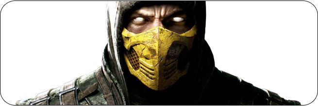 Scorpion Mortal Kombat XL artwork