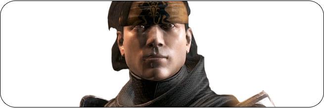 Takeda Mortal Kombat XL artwork
