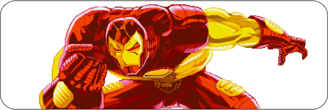 Iron Man Marvel Super Heroes Moves, Combos, Strategy Guide