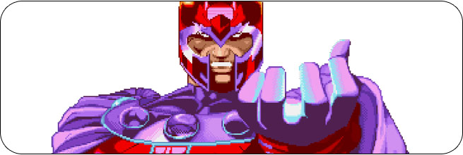 Magneto Marvel Super Heroes Moves, Combos, Strategy Guide