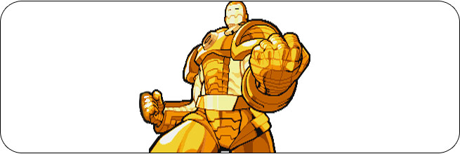 Gold War Machine Marvel vs. Capcom 1 Moves, Combos, Strategy Guide