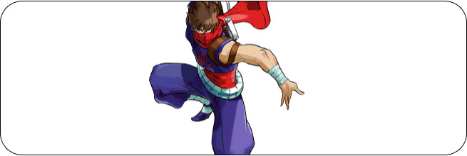 Strider Marvel vs. Capcom 1 Moves, Combos, Strategy Guide