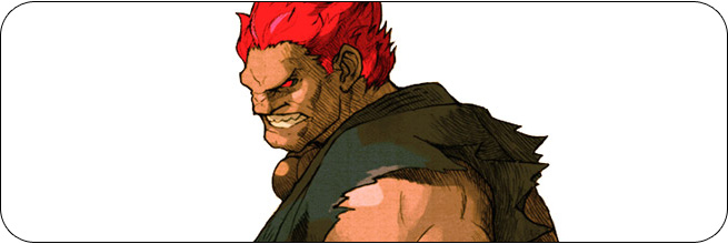 Akuma moves and strategies: Marvel vs. Capcom 2