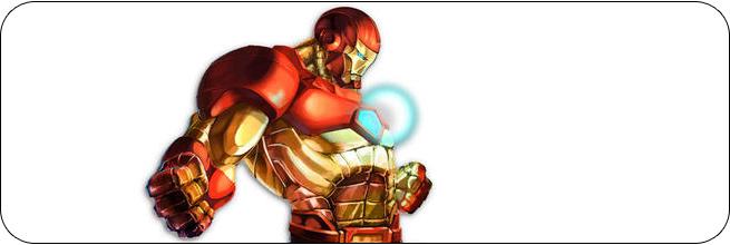 Iron Man moves and strategies: Marvel vs. Capcom 2