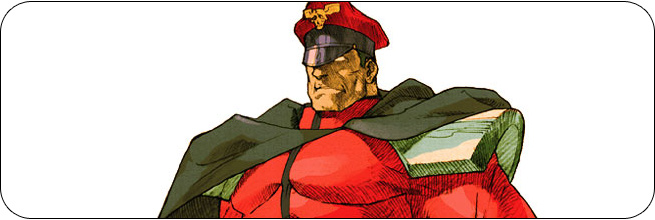 M. Bison moves and strategies: Marvel vs. Capcom 2