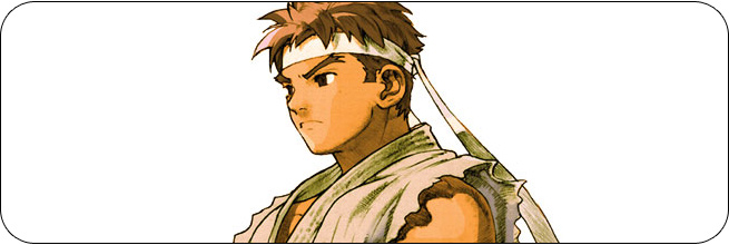 Ryu moves and strategies: Marvel vs. Capcom 2