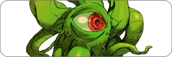 Shuma-Gorath moves and strategies: Marvel vs. Capcom 2
