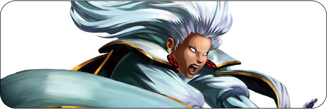 Storm moves and strategies: Marvel vs. Capcom 2
