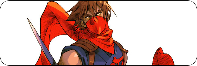 Strider Hiryu moves and strategies: Marvel vs. Capcom 2