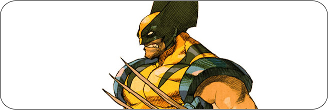 Wolverine (Bone Claws) moves and strategies: Marvel vs. Capcom 2