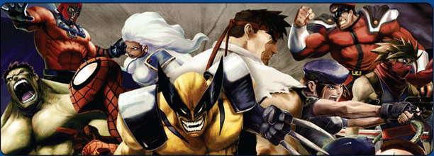 Marvel vs. Capcom 2 basic gameplay details