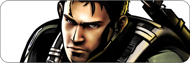 Chris Redfield Marvel vs. Capcom 3 Moves, Combos, Strategy Guide