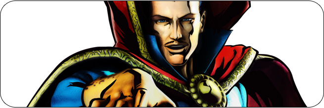 Doctor Strange Marvel vs. Capcom 3 Moves, Combos, Strategy Guide