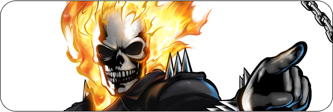 Ghost Rider Marvel vs. Capcom 3 Moves, Combos, Strategy Guide