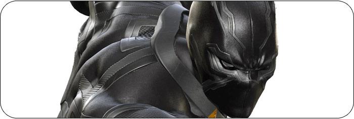 Black Panther Marvel vs. Capcom: Infinite artwork