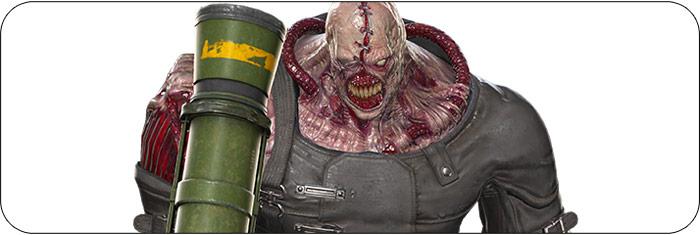 Nemesis Marvel vs. Capcom: Infinite artwork
