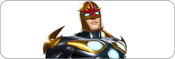 Nova Marvel vs. Capcom: Infinite artwork