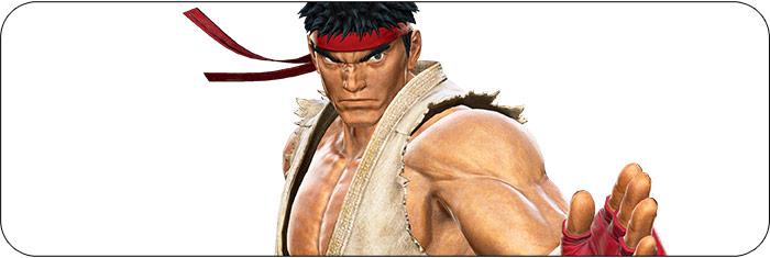 Ryu Marvel vs. Capcom: Infinite artwork