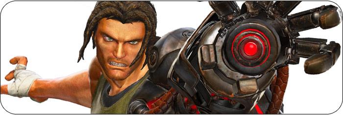 Spencer Marvel vs. Capcom: Infinite artwork